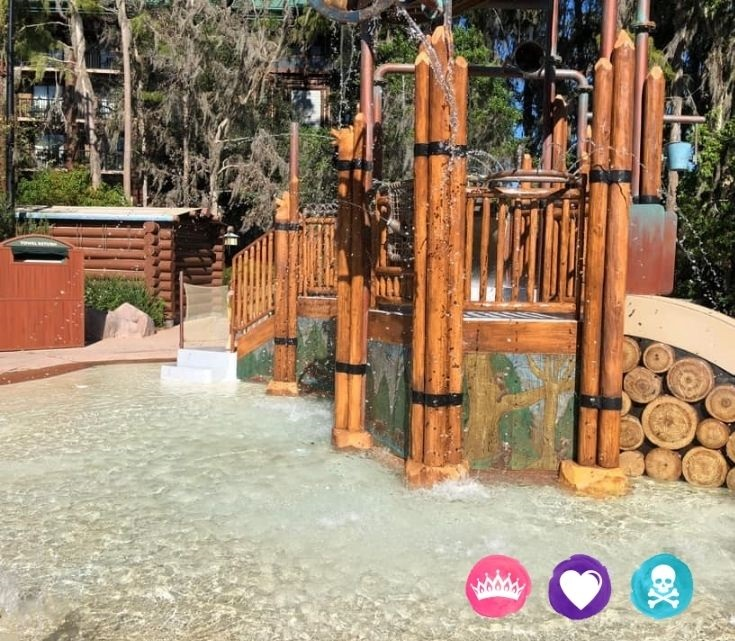 Disneys Wilderness Lodge Resort - Pools and Amenities