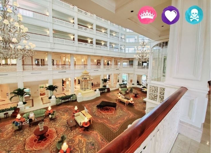 Grand Floridian vs Polynesian Village Resort - Pros and Cons between these two Deluxe Disney World resorts