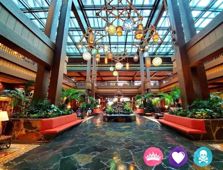Polynesian Village Resort vs Grand Floridian - Which Disney World Resort is Best
