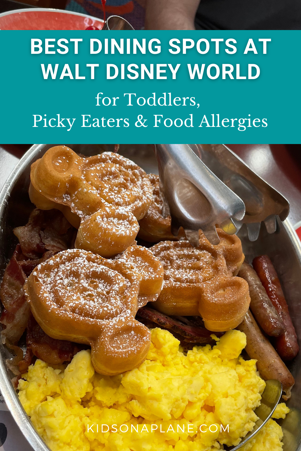 Best Dining Spots at Disney World for Toddlers Picky Eaters and Food Allergies