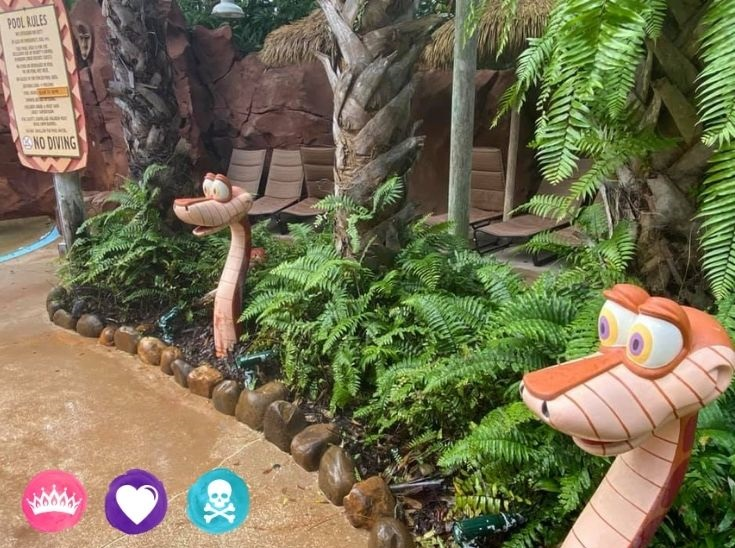 How to Choose a Disney World Resort - Amenities Pools and Activities for Animal Kingdom Lodge Guests