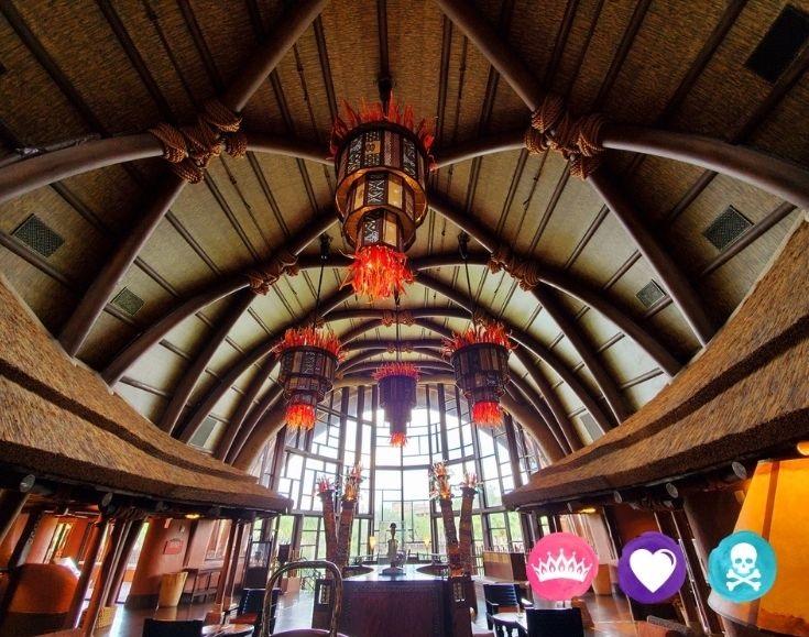 How to Choose a Disney World Resort - What is Kidani Village like at Animal Kingdom Lodge
